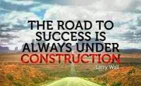 It's A Process